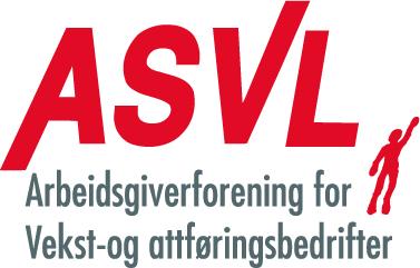 ASVL - Arbeidsforening for vekst- og attføringsbedrifter. Grafikk