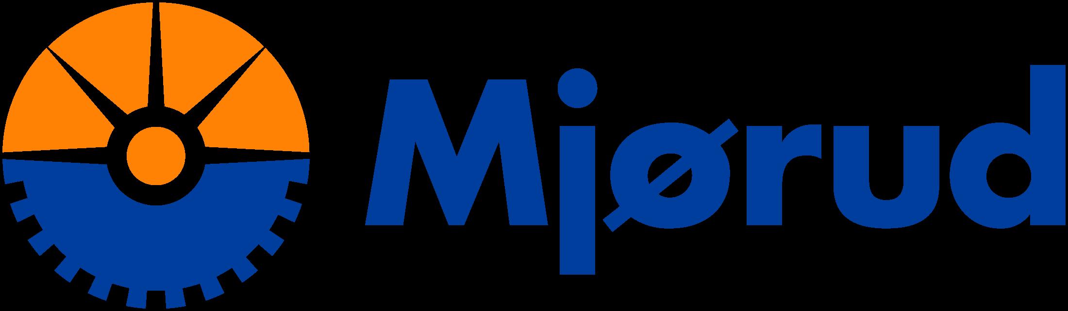 Mjørud logo. Grafikk
