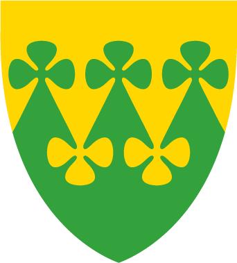 Rakkestad kommunevåpen. Grafikk